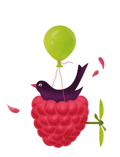 Les fruits frais en saison
